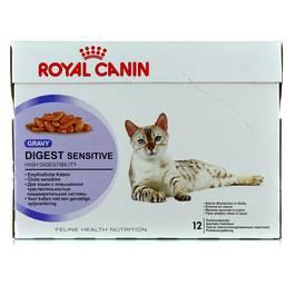 Royal Canin Bouchées en sauce pour chat SENSITIVE 9
