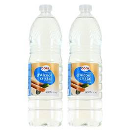 Cora Vinaigre d'alcool blanc cristal