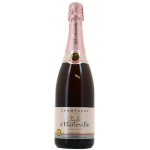 Harleville Champagne brut rosé