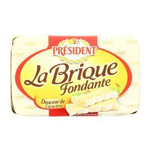 Président Fromage brique