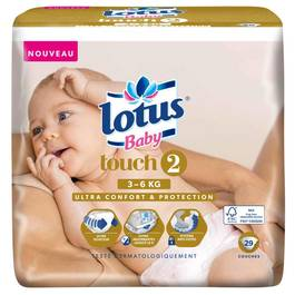 Lotus Baby Couches T2 3/6 kg