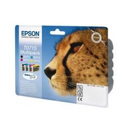 Epson Cartouches d'encre multipack Guépard- T0715