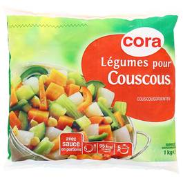 cora l gumes pour couscous 1kg. Black Bedroom Furniture Sets. Home Design Ideas