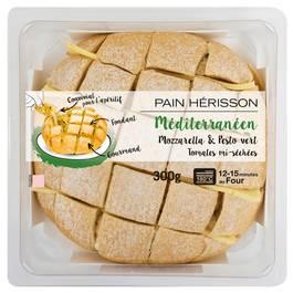 Mix Buffet Pain Hérisson Méditerranéen