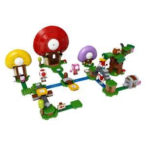 LEGO® Super Mario 71368- Ensemble d'extension La chasse au trésor de Toad