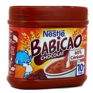 Nestlé Babicacao, dès 10 mois