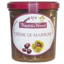 Crème de marrons ,Baptistin Féraud,375g