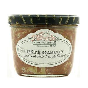 Albert Ménès Pâté Gascon au foie gras de canard