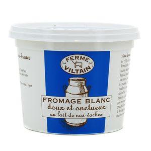 Ferme de Viltain Fromage blanc lisse 3% Mat.gr
