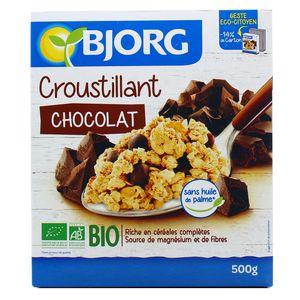Bjorg Croustillants chocolat Bio