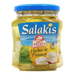 Salakis Fromage de brebis aux herbes de Provence