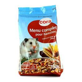 Cora Menu complet pour hamster