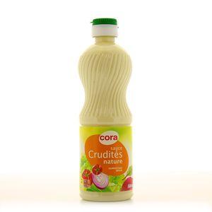 Cora Sauce crudités nature