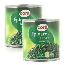 Cora Epinard haché
