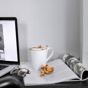 Tokyo Design Studio Coffret 4 mugs Nippon White Gold 16445