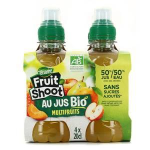 Fruit Shoot Au jus multifruits BIO