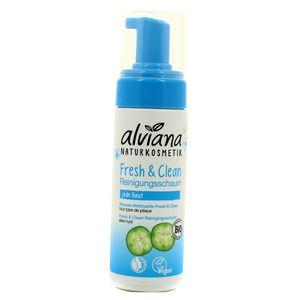 Alviana Mousse Nettoyante Fresh & Clean