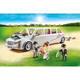 PLAYMOBIL® City Life Limousine avec couple de mariés