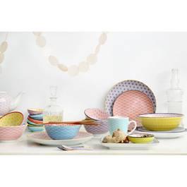 Tokyo Design Studio Coffret 2 mugs Star/Wave Purple/Blue