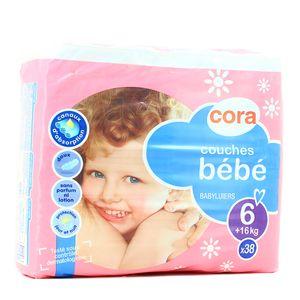 Cora Couches bébé T6 - +16kg