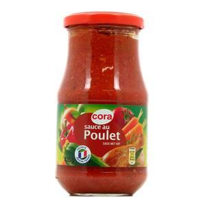 Cora Sauce tomate au poulet