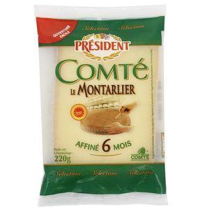 Président Comté 6 mois Le Montarlier