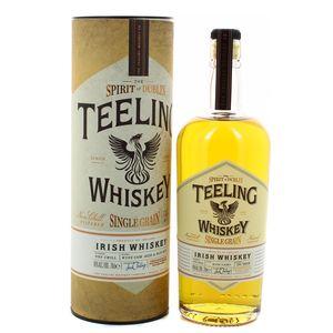 Teeling Irish Whiskey sinle grain 46°