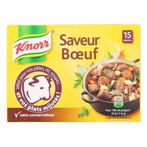Knorr Bouillon de boeuf