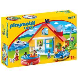 PLAYMOBIL® 1.2.3 Maison de vacances
