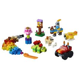 LEGO® Classic 11002- Ensemble de briques de base