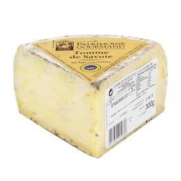 Patrimoine Gourmand Tomme de Savoie au lait cru