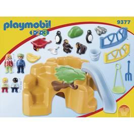 PLAYMOBIL® 1.2.3 Parc animalier