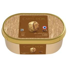 Carte d'Or Crème glacée café 1 litre