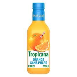 Tropicana Jus d'Orange sans pulpe