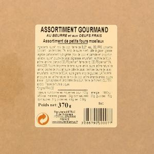 Astruc Pâtisserie Assortiment gourmand