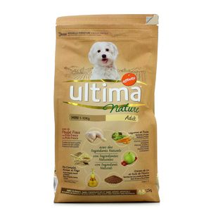 Ultima Affinity Croquettes Poulet pour petits chiens adultes 1-10kg
