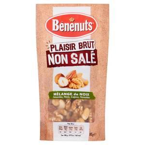 Benenuts Plaisir brut mélange de noix non salé