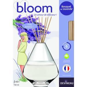 Devineau Diffuseur de parfum Bloom Bouquet de lavande