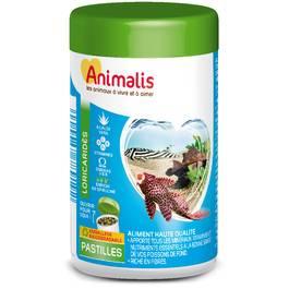 Animalis Aliments en pastille pour Loricaridés