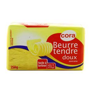 Cora Beurre tendre doux