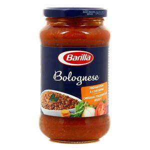 Barilla Sauce bolognaise recette spéciale