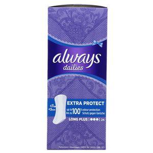 Always Protège-slips long plus