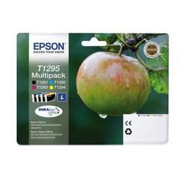 Epson Cartouches d'encre multipack Pomme- T1295