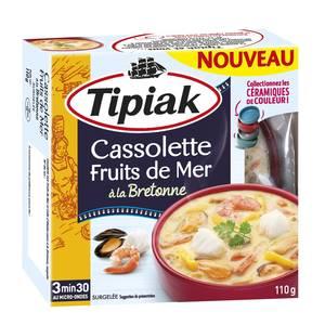Tipiak Cassolette de Fruits de Mer à la Bretonne