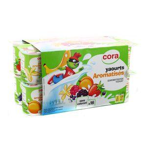 Cora Yaourt aromatisé sucré Kido