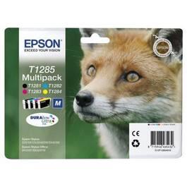Epson Cartouches d'encre multipack Renard- T1285