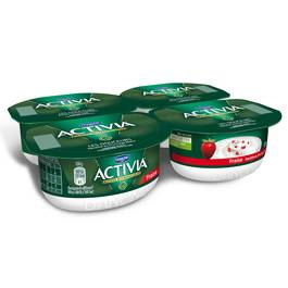 Activia Fromage Blanc Fraise