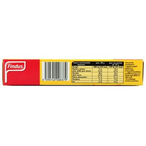 Findus 2 Appizzi 3 fromages 2x125g