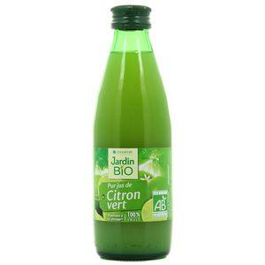 Jardin Bio Pur jus de citron vert bio