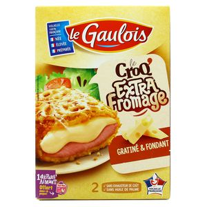 Le Gaulois Croqs Extra Fromage